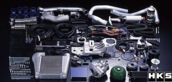 Super Charger HKS GT Kit - Nissan Skyline V35