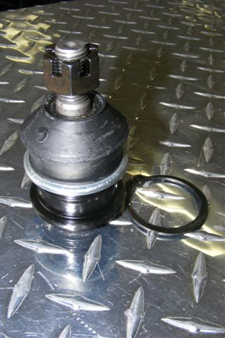 Suspension - Front Lower Control Arm Ball Joint - Nissan Skyline