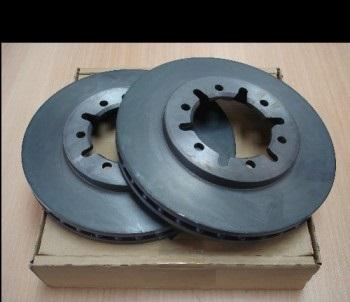 Brake Rotors Front - Nissan Elgrand E50