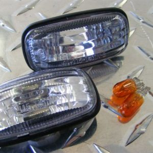 Clear Side Indicators - Nissan Skyline R34