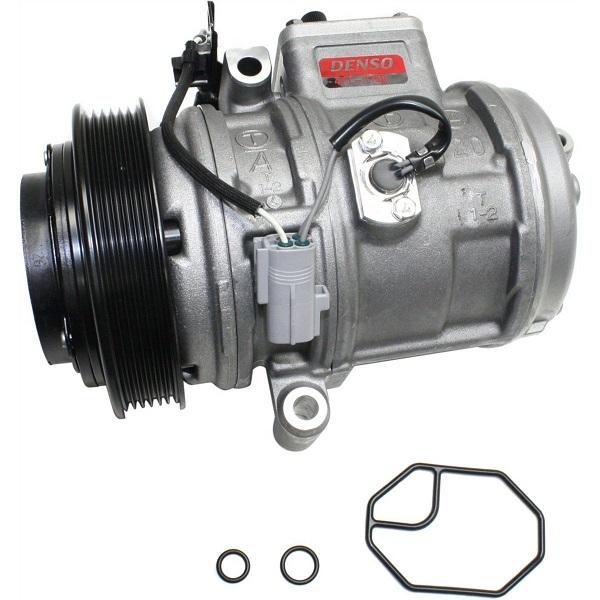 Air Conditioner Compressor - Toyota Soarer UZZ30/31 1/94+