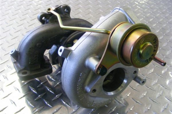 Genuine Nissan Turbo Charger M35