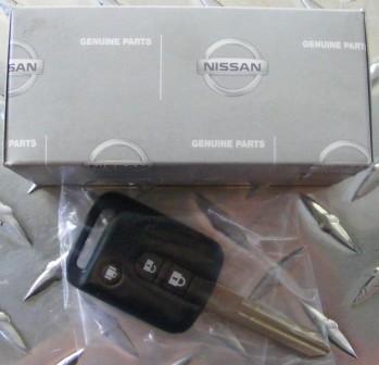 Key Remote - Nissan Elgrand E51
