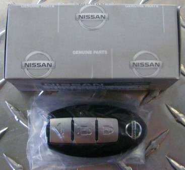 Smart Remote - Nissan Skyline V35