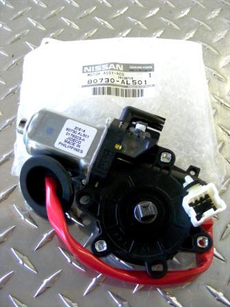 Power Window Motor - Nissan Skyline V35 / Stagea M35 LH Front