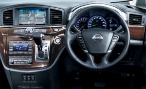 Cruise Control Kit - Nissan Elgrand E52