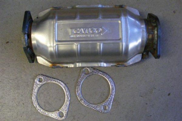 Exhaust - Catco High Flow Cat Converter - All