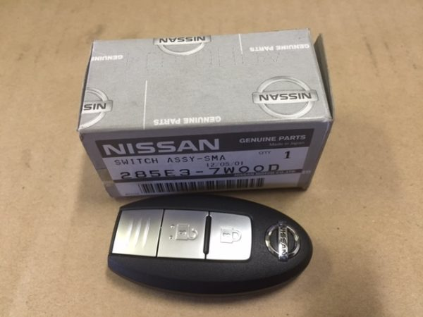 Smart Remote - Nissan Stagea M35