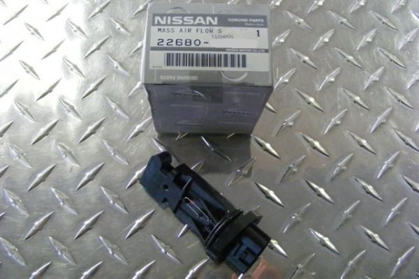 Mass Air Flow Sensor - Nissan