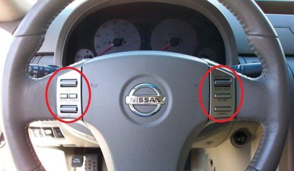 Cruise Control   Nissan Skyline V35