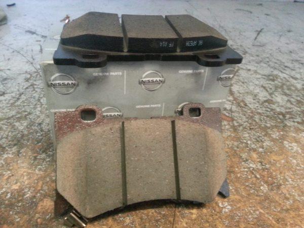 Brake Pads Front - Nissan Skyline V36
