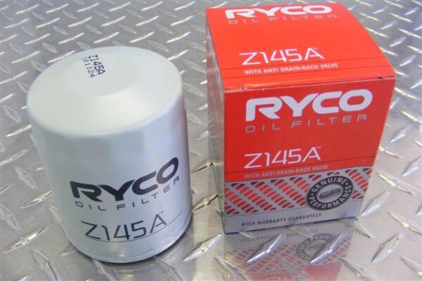 Oil Filter Z145A   Nissan RB20 / 25