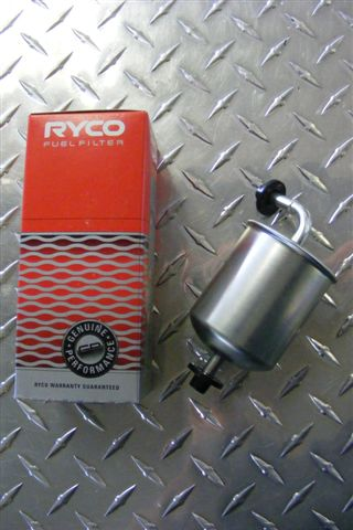 Fuel Filters - Ryco Z201 Fuel Filter - NISSAN