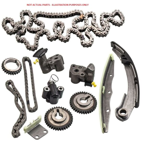 Timing Chain Kit - Nissan Elgrand E51