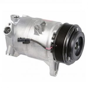 Air Conditioner Compressor - Nissan Elgrand E52