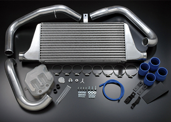 Intercoolers - GReddy Intercooler kit - Nissan Skyline R33