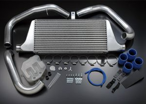 Intercoolers - GReddy Intercooler kit - Nissan Skyline R34