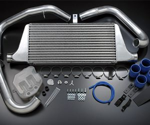 Intercoolers - GReddy Intercooler kit - Nissan Stagea C34