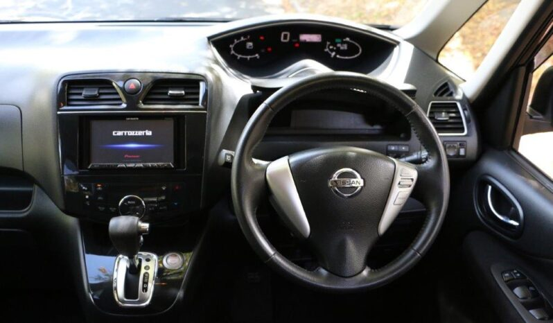 Nissan Serena C26 Highway Star full