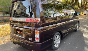 Nissan Elgrand NE51 Highway Star full