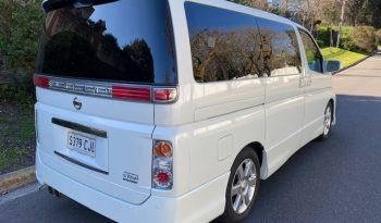 2010 Nissan Elgrand E51 Highway Star full